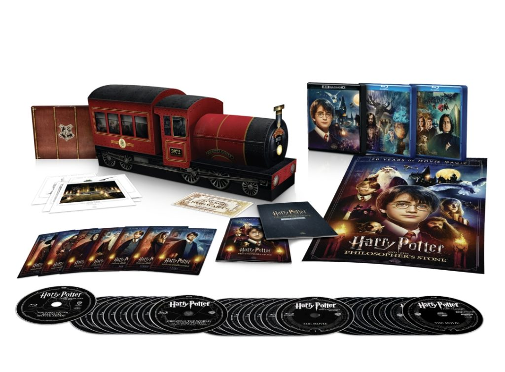Harry Potter Ultimate Collectors Edition 4K UHD
