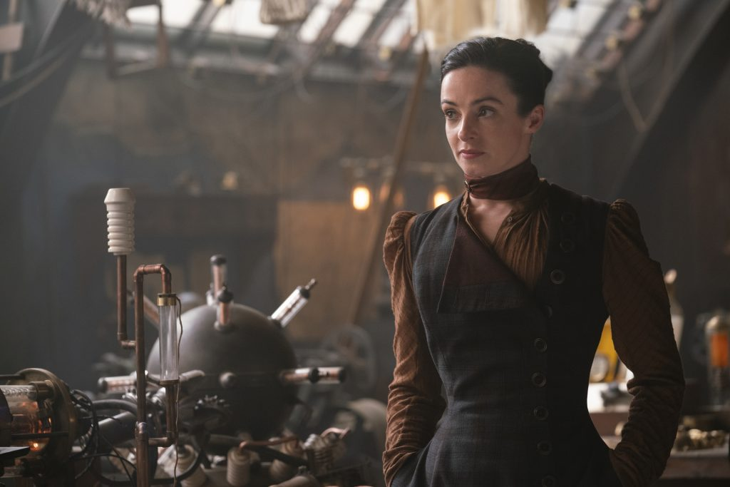 Laura Donnelly als Amalia True in The Nevers