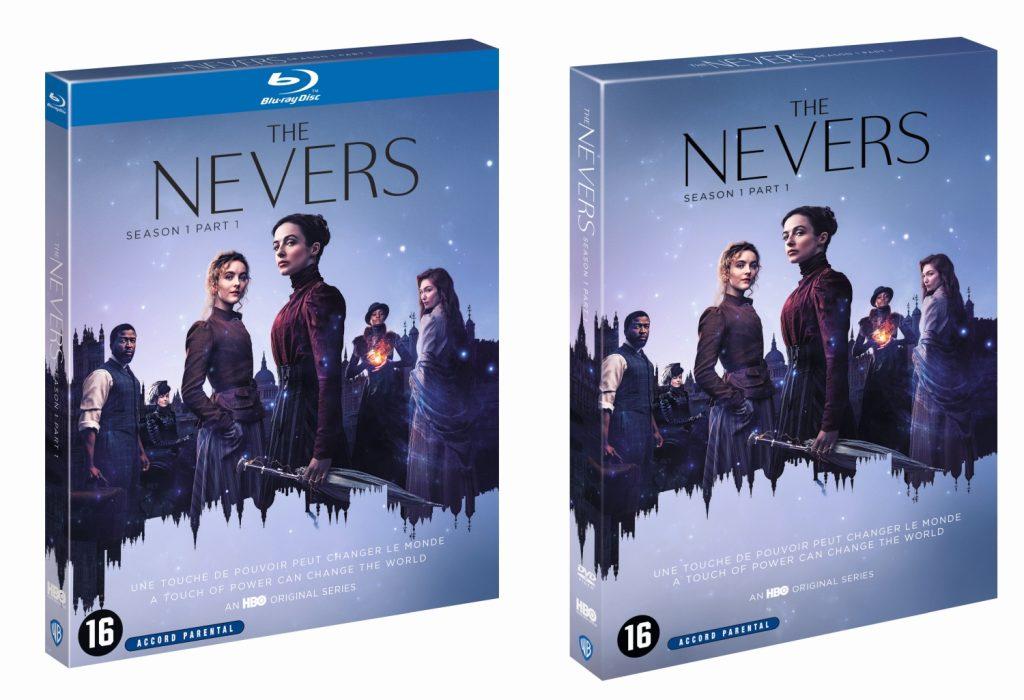 The Nevers winactie - Prijzen