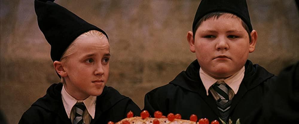 Tom Felton als Draco Malfoy
