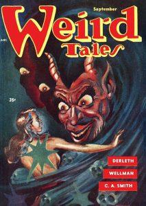 Weird Tales 1953